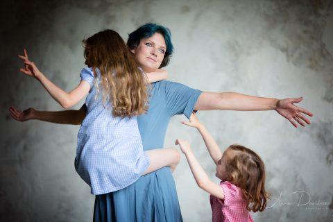 Хелависа. Детская семейная съемка, фотограф Москва, портрет